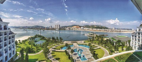 Ha Long, une station balneaire internationale a l'horizon 2040 hinh anh 2