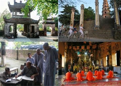 Un photographe francais celebre les pagodes vietnamiennes et leur lumiere hinh anh 2