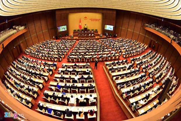 6e session de l'Assemblee nationale : Discussion sur le travail judiciaire hinh anh 1