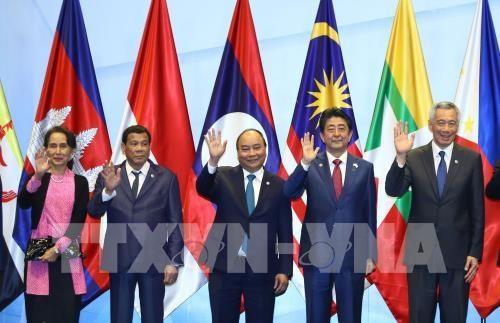 Le PM Nguyen Xuan Phuc participe aux sommets de l'ASEAN et de ses partenaires hinh anh 1