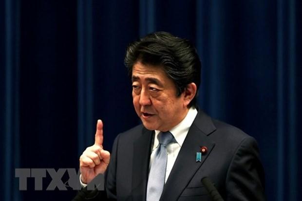 Le PM japonais participera au 33e sommet de l'ASEAN a Singapour hinh anh 1