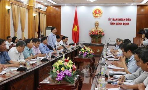 Peche illicite : Binh Dinh s'efforce de realiser toutes les demandes de la CE hinh anh 1