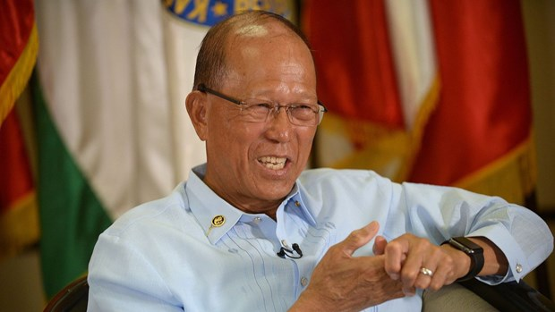 Les Philippines denoncent les actes chinois en Mer Orientale hinh anh 1