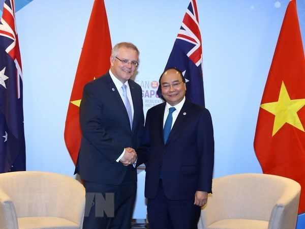 L'Australie s'engage a renforcer sa cooperation avec l'ASEAN hinh anh 1