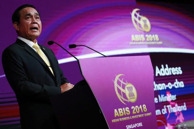 La Thailande propose de changer la date du Sommet de l'ASEAN hinh anh 1