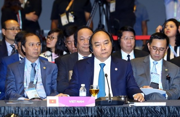 L'ASEAN et la Russie renforcent leurs liens avec un partenariat strategique hinh anh 1