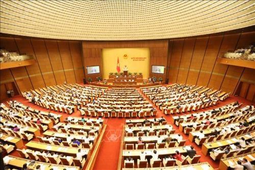 Le projet de loi sur la protection des secrets d'Etat sera vote aujourd'hui hinh anh 1