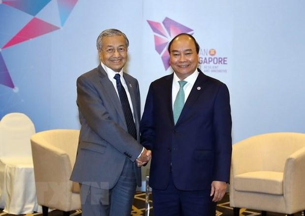 Renforcement des relations avec le Brunei et la Malaisie hinh anh 1