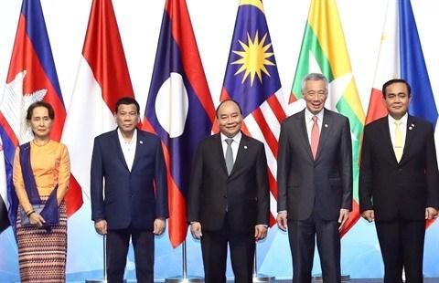 Le 33e Sommet de l'ASEAN et les sommets connexes couronnes de succes hinh anh 1