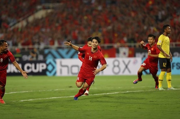 AFF Suzuki Cup 2018 : Le Vietnam s'impose face a la Malaisie hinh anh 1