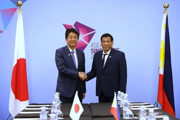 Manille et Tokyo s'engagent a maintenir la liberte de navigation en Mer Orientale hinh anh 1
