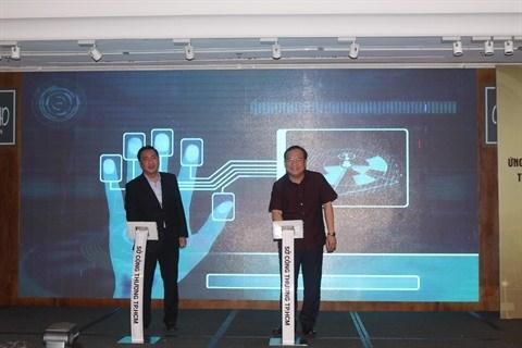 Ho Chi Minh-Ville presente une application sur la plate-forme d'appareils intelligents hinh anh 2