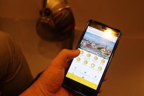 Ho Chi Minh-Ville presente une application sur la plate-forme d'appareils intelligents hinh anh 3