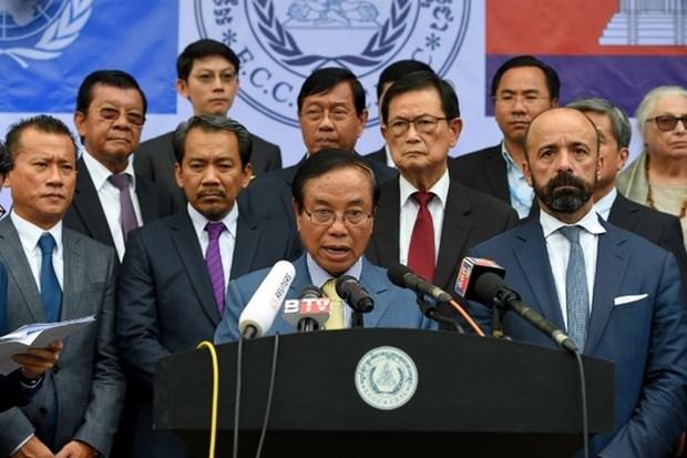 Les Etats-Unis saluent le verdict dans le proces pour genocide hinh anh 1
