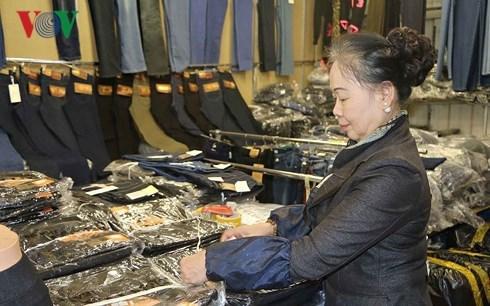 A la rencontre des Vietnamiennes en Republique tcheque hinh anh 1
