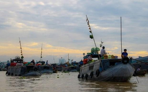 Plongee dans les marches flottants du delta du Mekong hinh anh 2