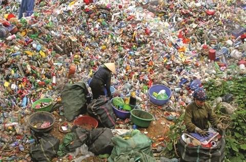 Sur terre et en mer, unis pour reduire la pollution plastique hinh anh 2