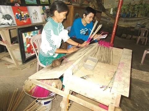 Deambulations a Thuy Xuan, village encense a proximite de Hue hinh anh 2