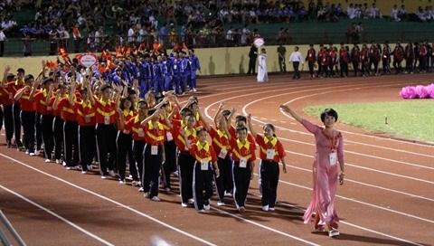 Hanoi : 8e Festival national des sports 2018 hinh anh 1