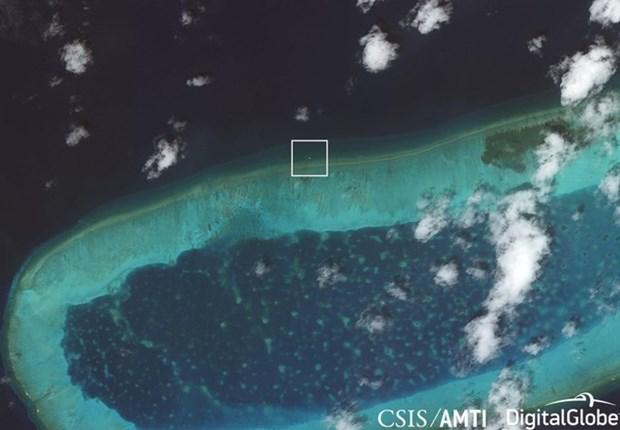 Le Vietnam demande a la Chine de respecter sa souverainete hinh anh 1