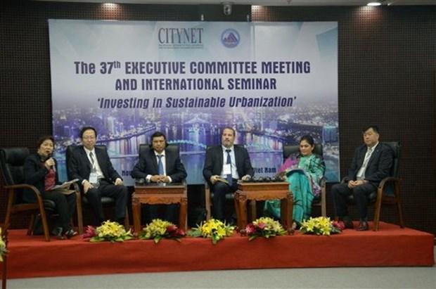 Da Nang et CityNet se penchent sur l'investissement dans l'urbanisation durable hinh anh 1