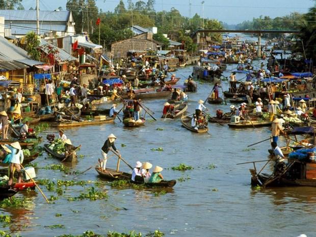Le delta du Mekong parmi les destinations les plus attrayantes en decembre hinh anh 1