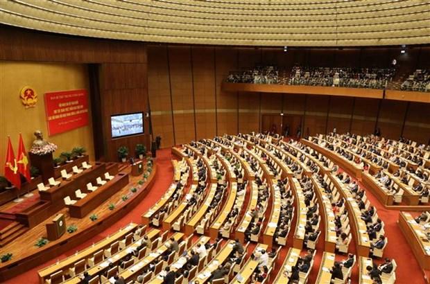 Videoconference nationale pour apprehender les contenus du 8e Plenum du PCV hinh anh 2