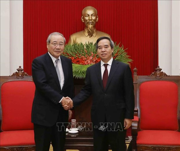 Renforcement de la cooperation economique entre le Vietnam et le Japon et la Grece hinh anh 1