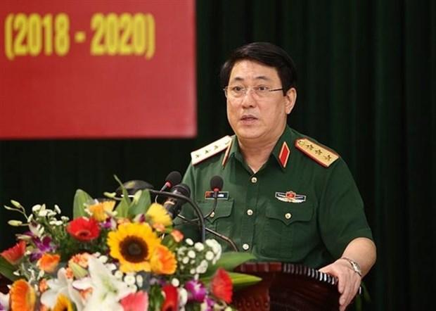 Une delegation de l'Armee populaire du Vietnam en visite officielle a Cuba hinh anh 1