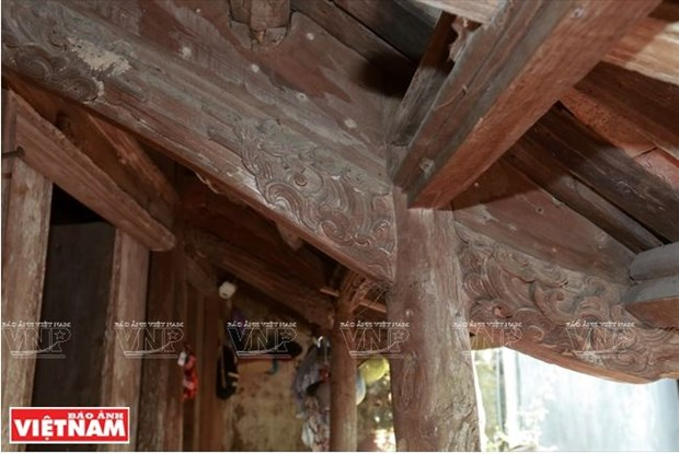 La maison la plus ancienne de Duong Lam dans la force de l'age hinh anh 4