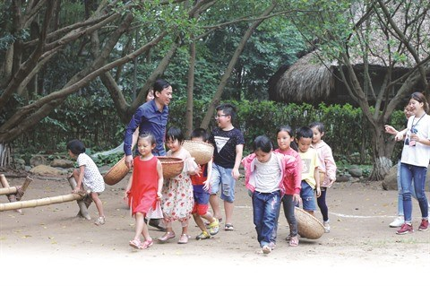 Le Musee d'ethnographie, une destination prisee a Hanoi hinh anh 2