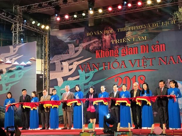 La Journee du patrimoine culturel du Vietnam s'etoffe hinh anh 2