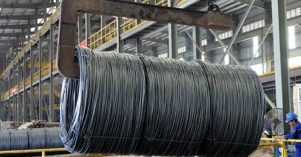 Les exportations d'acier et de fer ont atteint 3,84 milliards de dollars en 10 mois hinh anh 1
