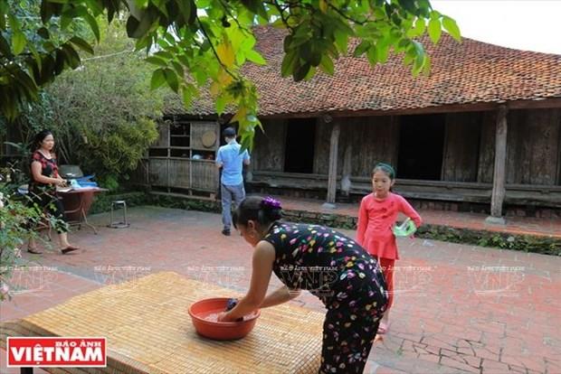 La maison la plus ancienne de Duong Lam dans la force de l'age hinh anh 2