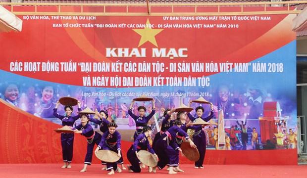 La Journee du patrimoine culturel du Vietnam s'etoffe hinh anh 1