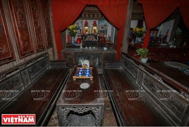 La maison la plus ancienne de Duong Lam dans la force de l'age hinh anh 6