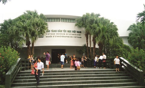 Le Musee d'ethnographie, une destination prisee a Hanoi hinh anh 1