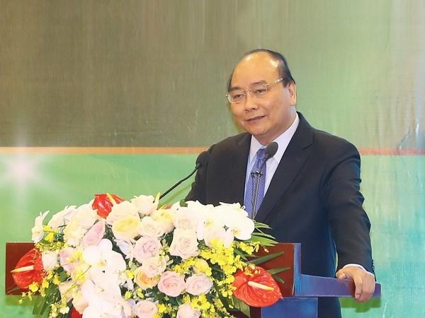 Le PM Nguyen Xuan Phuc: Necessite de developper l'economie agricole hinh anh 1