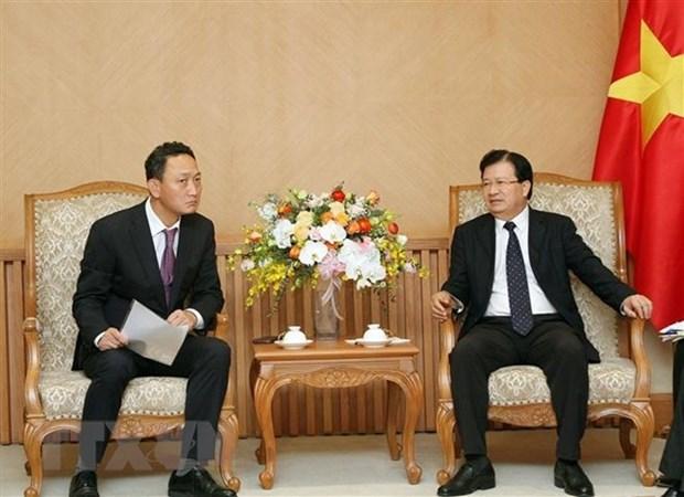 La nouvelle politique des visas contribue aux liens Vietnam-Republique de Coree hinh anh 1
