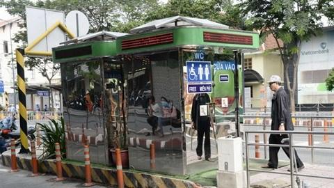 Des toilettes publiques intelligentes a Ho Chi Minh-Ville hinh anh 1