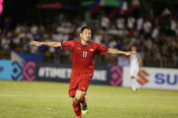 AFF Suzuki Cup: le Vietnam poursuit sa victoire hinh anh 1