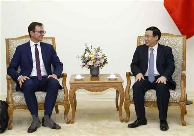 Le Vietnam tient en haute estime sa cooperation avec l'OCDE hinh anh 1