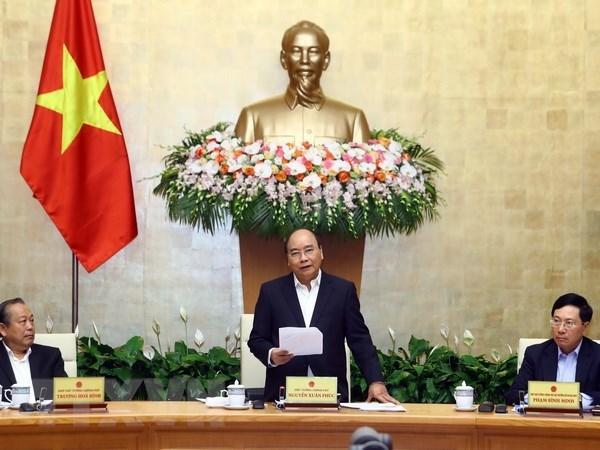 Le PM propose une croissance d'au moins de 6,8% pour 2019 hinh anh 1