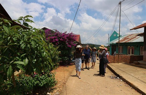 Les K'Ho de Lam Dong, la tradition au service du tourisme hinh anh 1