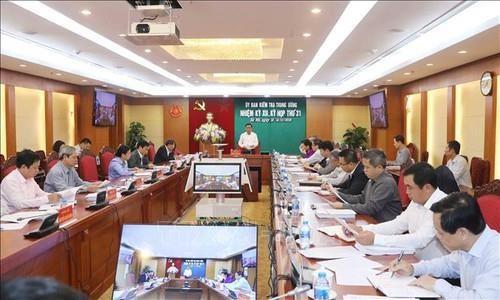 Le Premier ministre decide prendre des mesures disciplinaires a l'encontre de deux cadres hinh anh 1