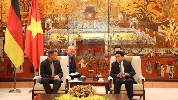 Hanoi et Leipzig renforcent une cooperation pragmatique hinh anh 1