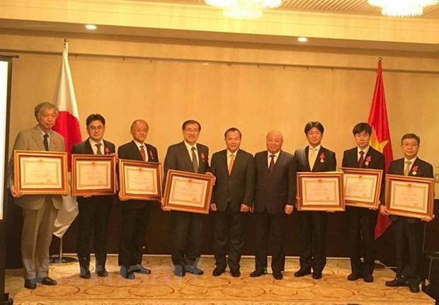 Le Vietnam honore le Centre de sante national japonais hinh anh 1
