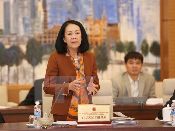 Une delegation du Parti communiste vietnamien aux Etats-Unis hinh anh 1