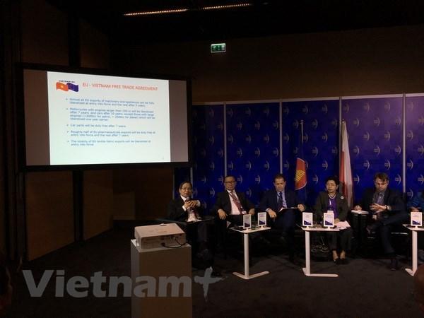 Vietnam-Pologne : acceleration de l'import-export entre les entreprises hinh anh 1