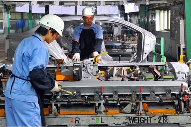 Indice PMI : le Vietnam conserve son trone dans l'ASEAN en novembre hinh anh 1